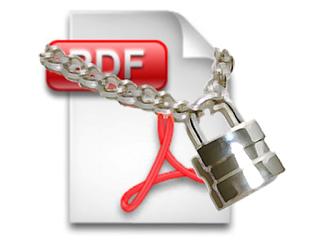 digitally locked document