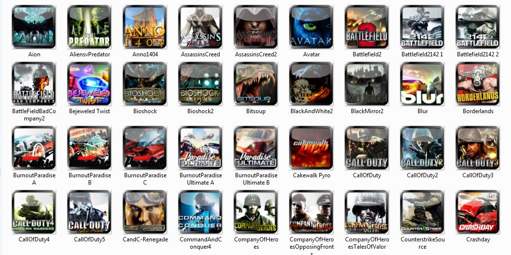 Game menu for cyber cafe free download