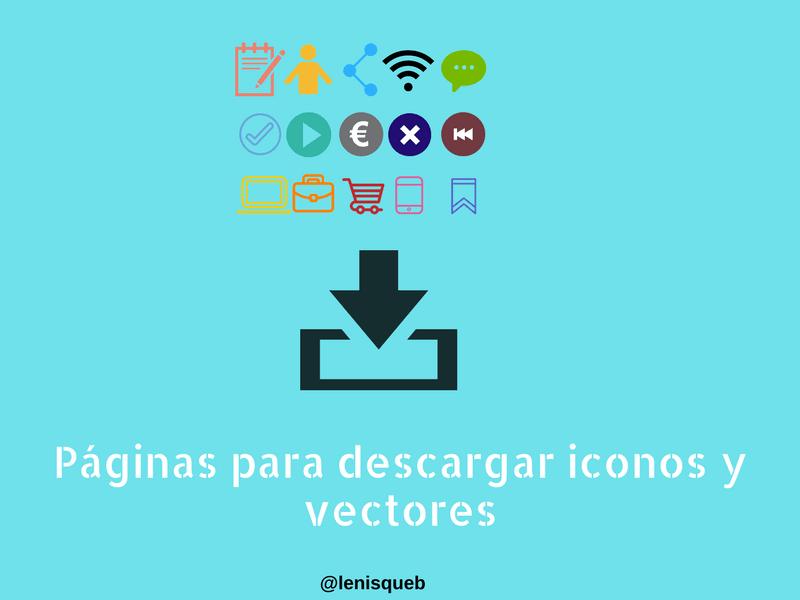 páginas-para-descargar-iconos-y-vectores