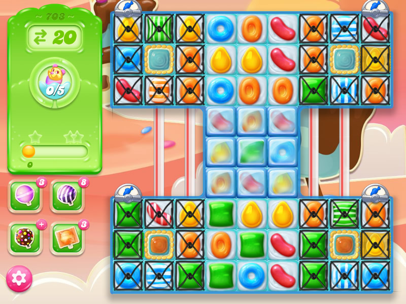 Candy Crush Jelly Saga level 703