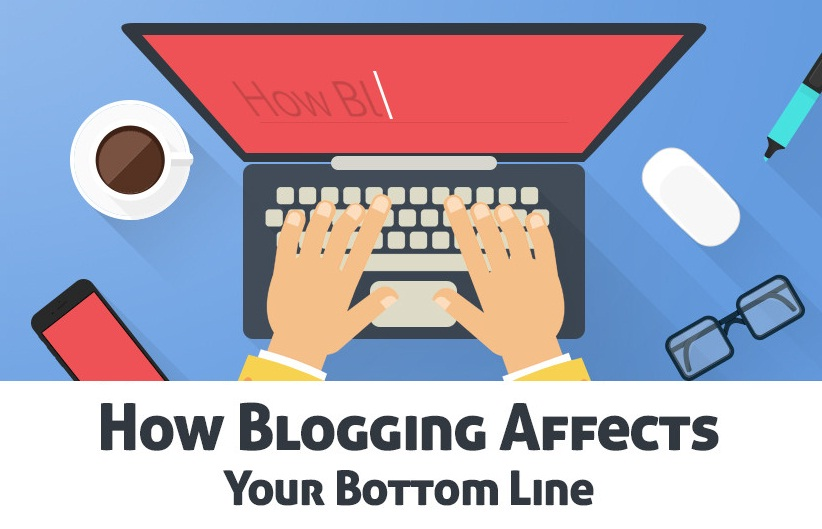 How Blogging Affects Your Business - #infographic