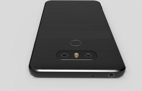 İşte Karşınızda LG G6 ( Video )