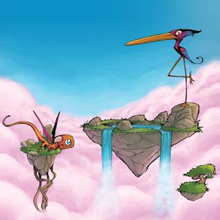 Une histoire de Dragon - les aventures colorées de Piti-Crok