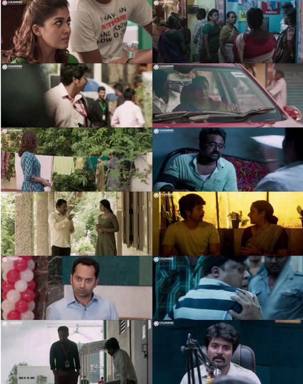 Velaikkaran (Ghayal Khiladi) 2017 Hindi Dubbed HDRip 480p 3