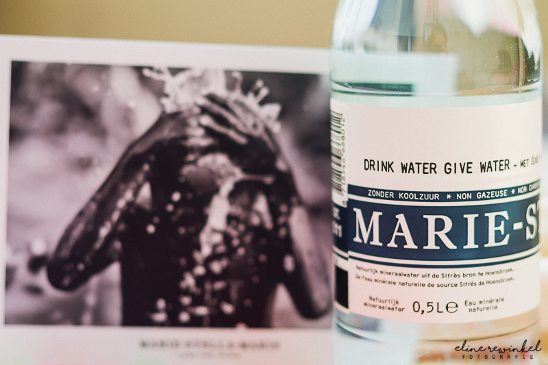 Marie Stella Maris, Care for Water, Ik drink Marie