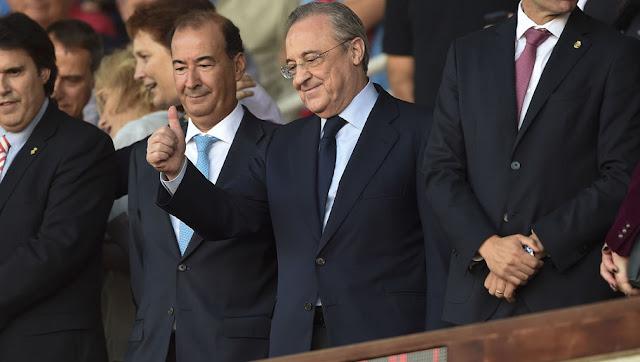 Mercato Real Madrid