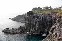 Jusangjeoli Cliff - Jeju Island - 5D3N Explore Jeju Feb 2018 - Salika Travel