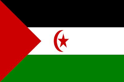 Bandiera Sahara Occidentale