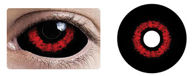 Red Ghoul Sclera 2220