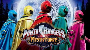 Power Rangers Mystic Force [PT-PT]