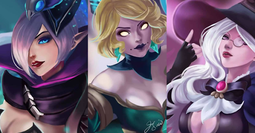 Fan Creates Wallpapers of Mobile Legends Heroes