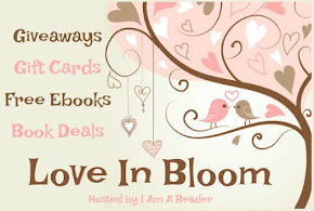 GIVEAWAY:  LOVE IN BLOOM