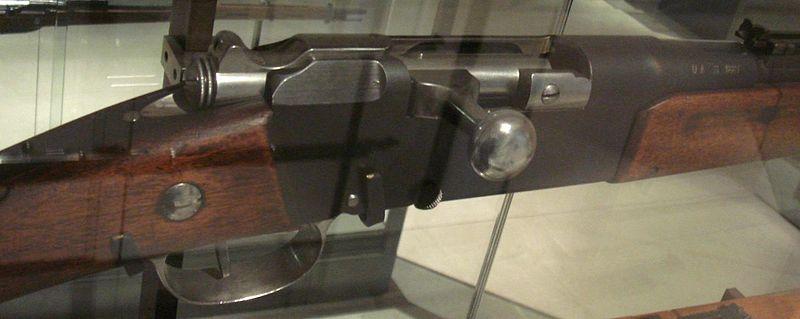 The World War Blog: Lebel Model 1886