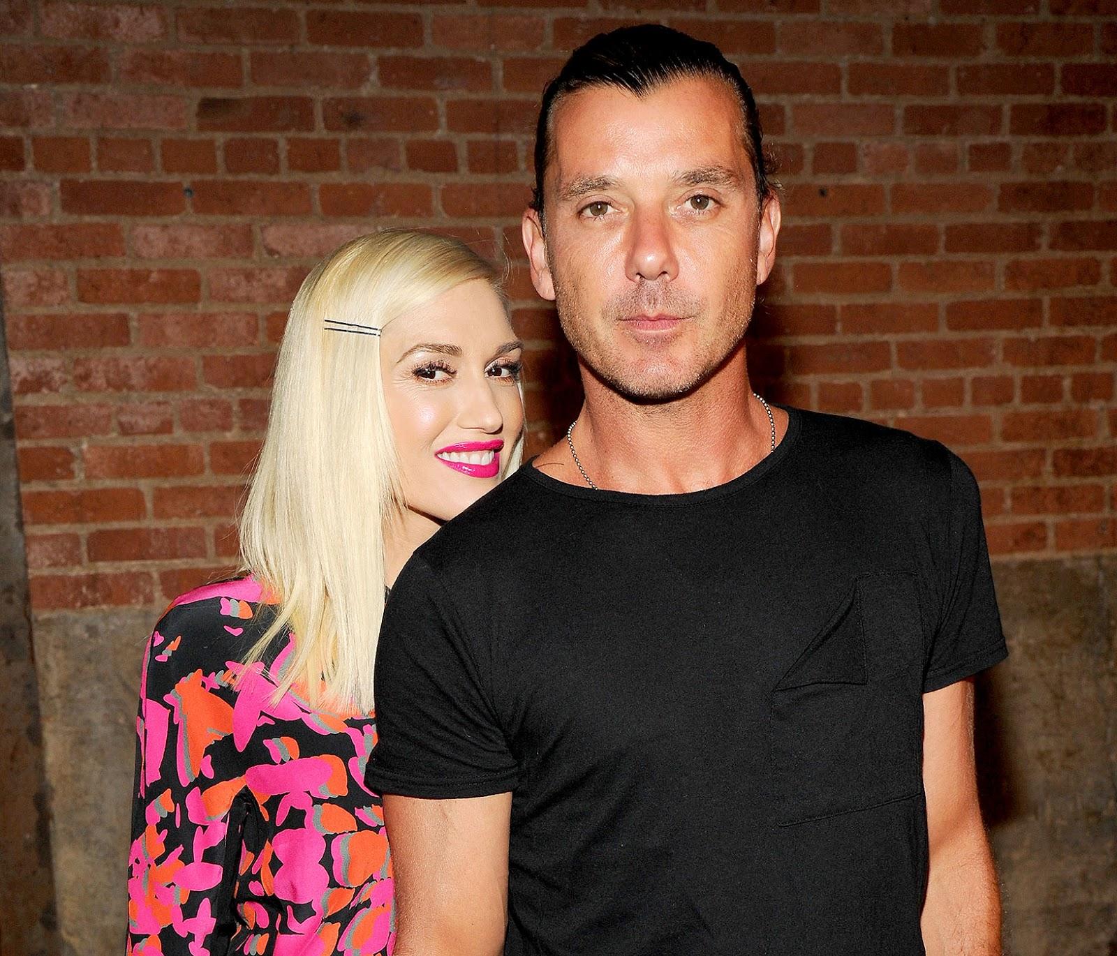 Gwen stefani dating gavin rossdale boyfriend