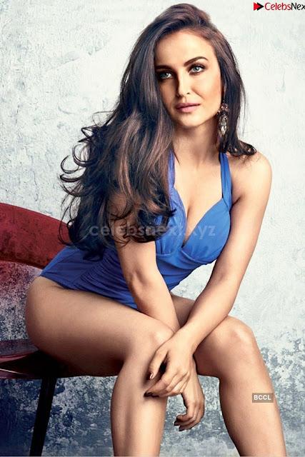 Elli Avram   Girlfriend of hardik Pandya  Elli Avrram in Bikini ~ .xyz Exclusive 008.jpg