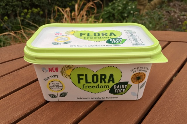 Flora Freedom - Dairy Free Vegetable Fat Spread