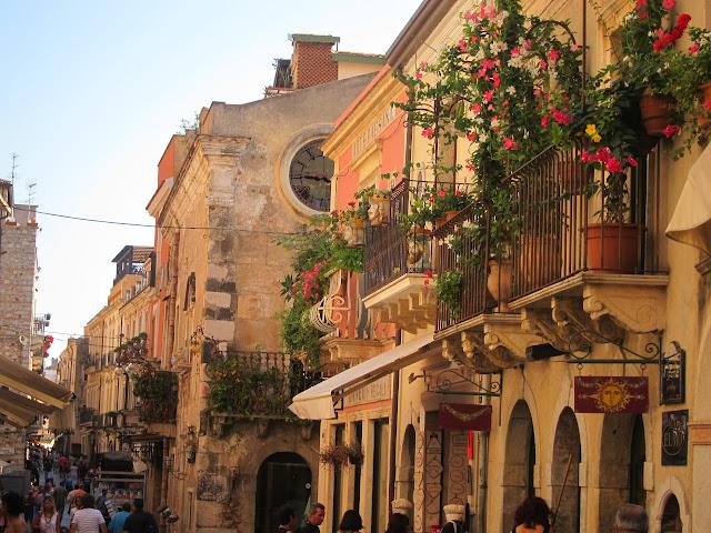 Huvudgatan Corso Umberto