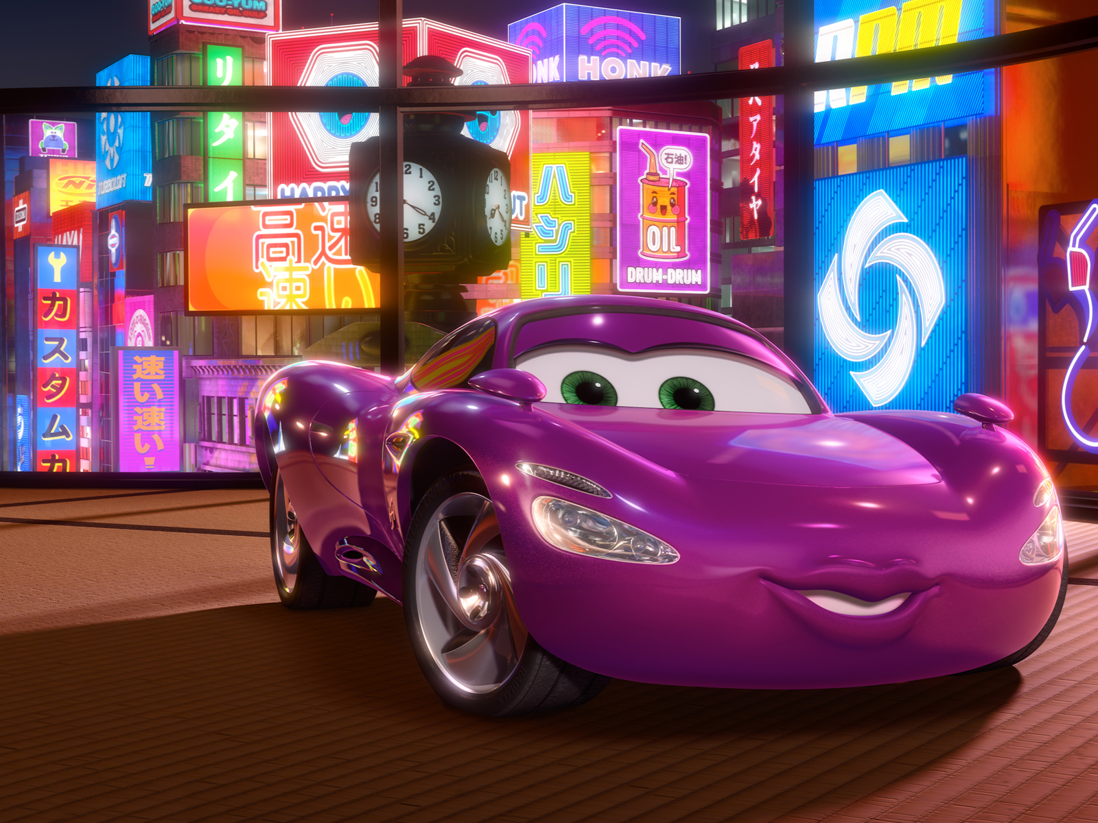 Cars Movie Soundtrack: Music N' More: Cars 2