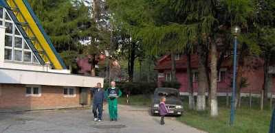 Izvorul Muresului, Complexul Sportiv Naţional Izvoru Mureşului