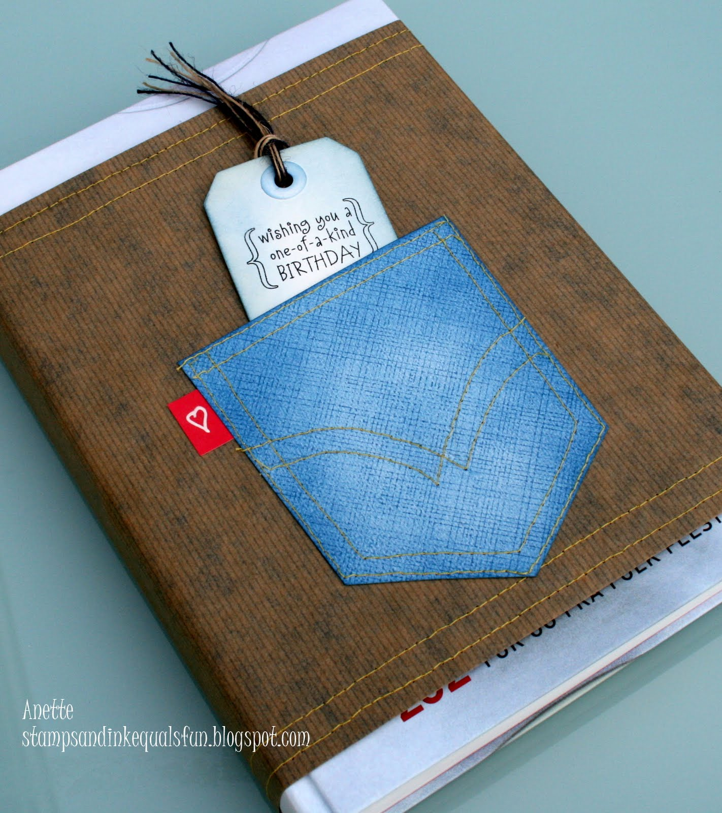 Stamps+ink=fun: Male Cards/gift Wrapping