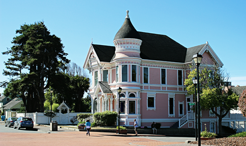 old town historic eureka california