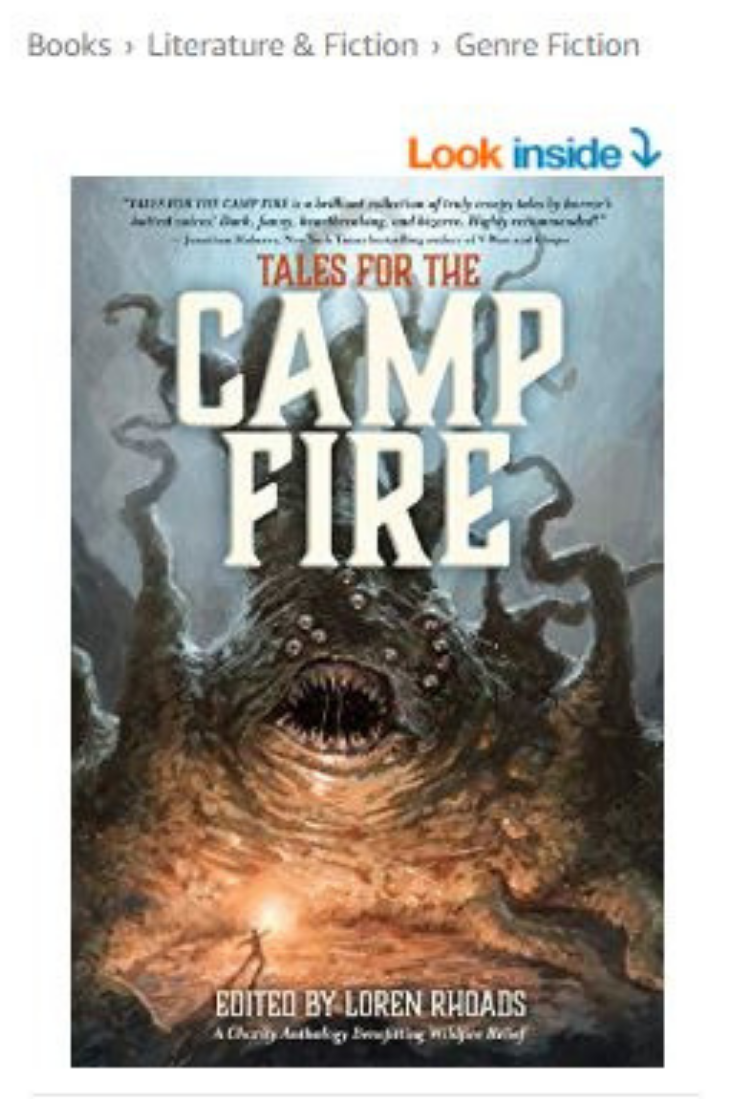 TALES FOR THE CAMP FIRE feat. Vivified
