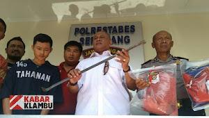 Lakukan Pembunuhan, Inilah Ancaman Hukuman Untuk Yuda Pemuda Asal Dusun Kayumas Desa Menawan Kecamatan Klambu