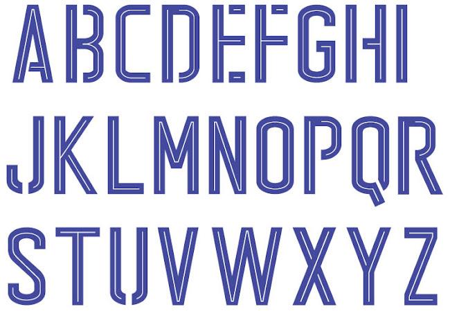 italy euro 2016 font revealed footy headlines footy headlines