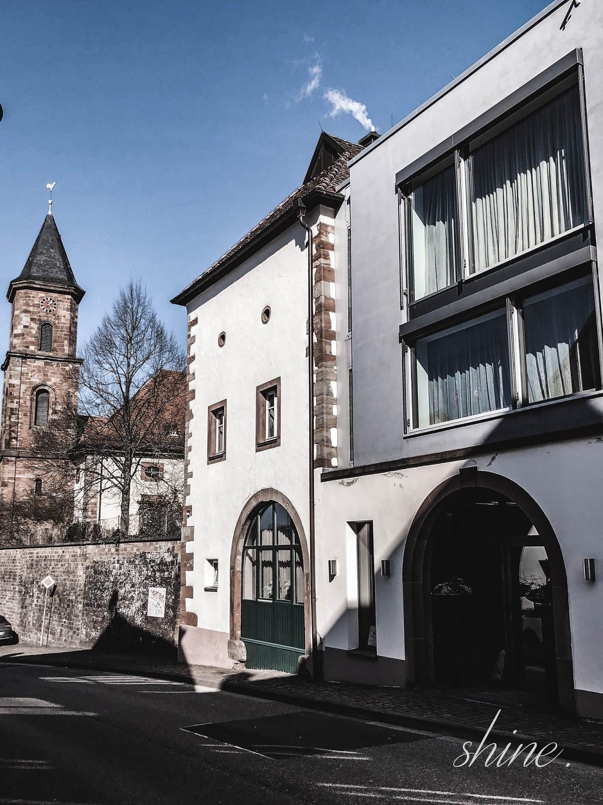 Nowshine - Lösch für Freunde - ü40 Lifestyleblog - Kloster Hornbach - Rheinland Pfalz - Bloggerreise - Pressereise - Erfahrung und Eindrücke -