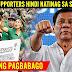 HINDI MAGPAPALUKO! Pro Duterte hindi  natinag sa latest SWS Survey ng Pangulo