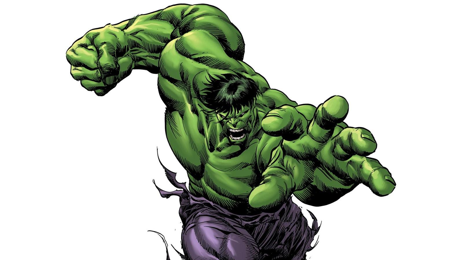 Incrivel Hulck Best o verdadeiro poder do incrível hulk!   debate nerd - o melhor da