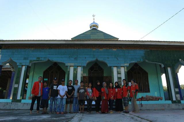Semarakkan Giat TMMD Kodim 1415/Selayar, Mahasiswa UNHAS Gelar Festival Anak Saleh