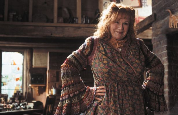 Julie Walters, Watch Harry Potter and the Prisoner of Azkaban