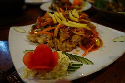 Ikan Saus Thai