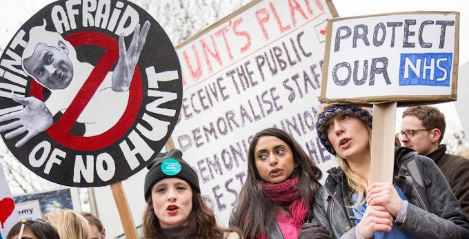 UK Junior Doctors Strike: It's not about money, it's about ideology