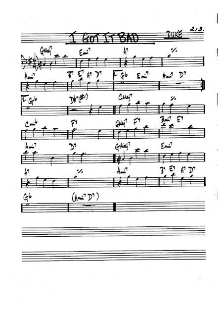 Partitura Trombón Duke