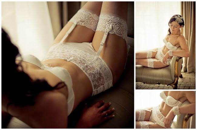 Fabulous Bridal Lingerie For the Sexy Bride