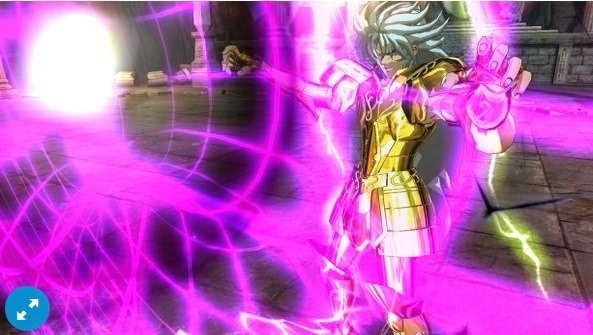 Nuevas Imágenes de Saint Seiya Soldier's Soul