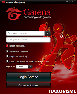 Login Akun [PB] Point Blank Garena