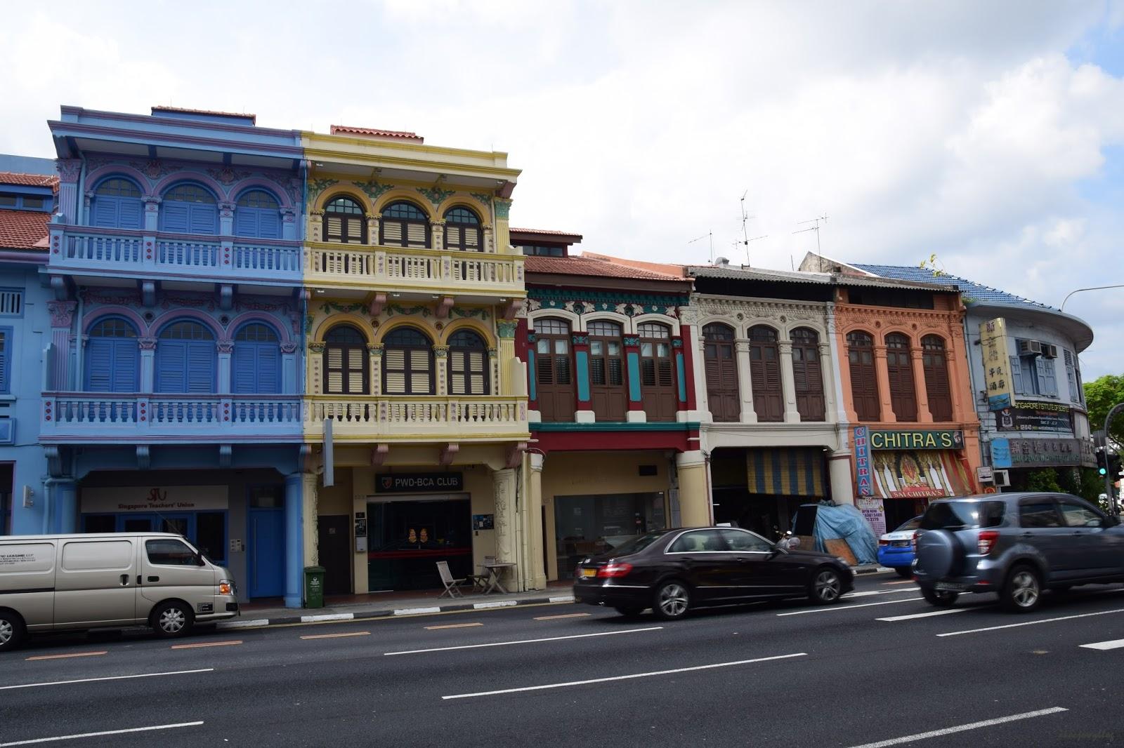 Singapur - Little India.