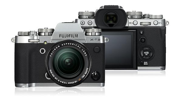 Fujifilm Introduced  The New X-T3 Mirrorless Camera