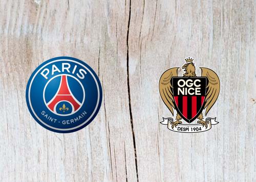 Paris Saint-Germain vs Nice Full Match & Highlights 4 May 2019