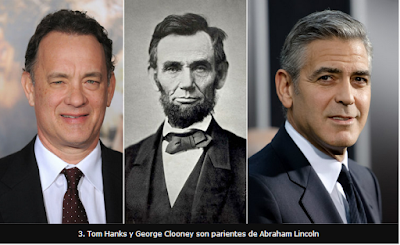 Curiosidades sobre los famosos que no sabías