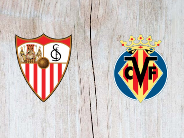Sevilla vs Villarreal - Highlights - 26 August 2018