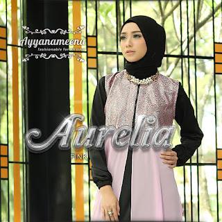 Ayyanameena Aurelia ~ Pink