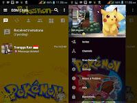 BBM Mod Apk Pokemon Go Terbaru v3.2.5.12 Full version