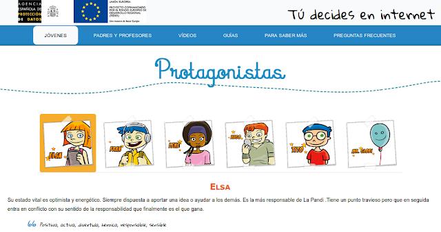 http://www.tudecideseninternet.es/agpd1/videos/tu-controlas-en-internet.html