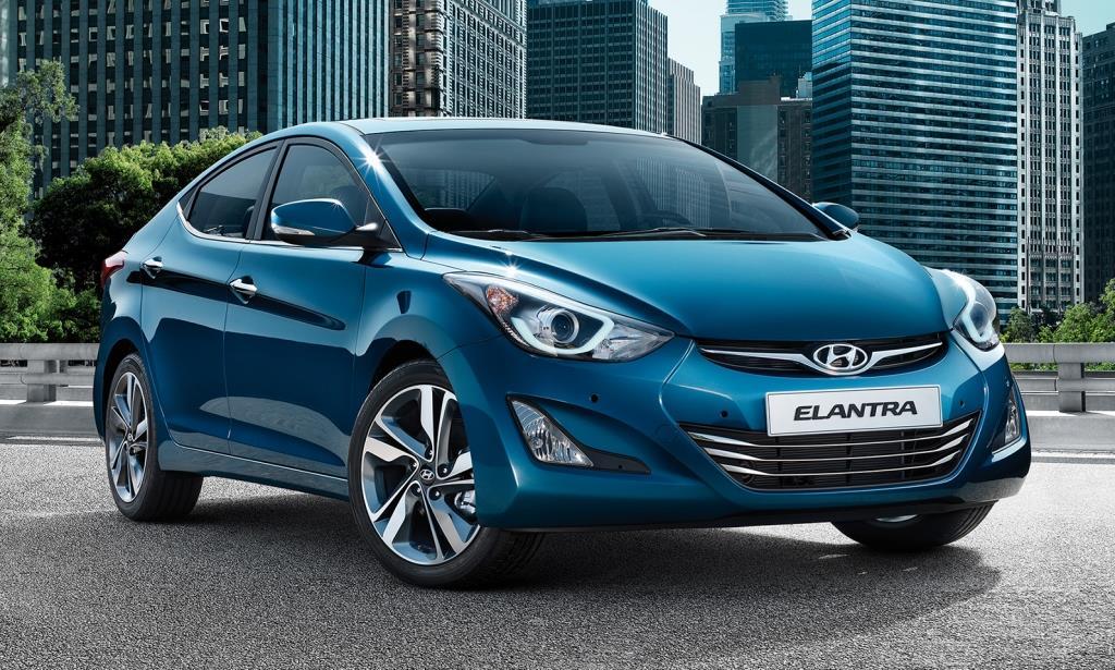 Lanzamiento Hyundai Elantra Restyling Autoblog