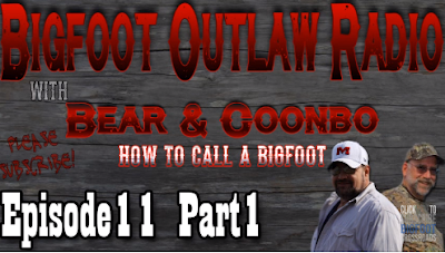 Bigfoot Outlaw Radio Episode 11