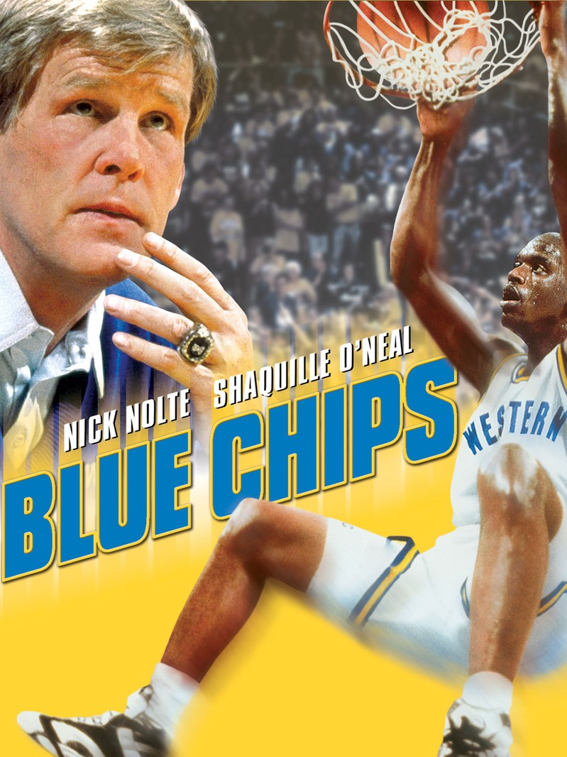 ΟΙ ΑΧΤΥΠΗΤΟΙ – Blue Chips (1994) tainies online oipeirates